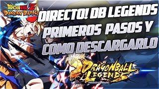 🔴 DIRECTO! Dragon Ball Legends! Summons, Gameplay + Como Conseguirlo