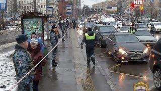 На юге Москвы задержали «стреляющую свадьбу»