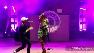 ARIANA GRANDE AND MAC MILLER LIVE MY FAVORITE PART AT RED ROCKS 2016