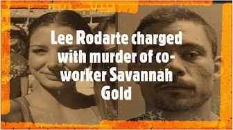 Savannah Gold update Lee Rodarte