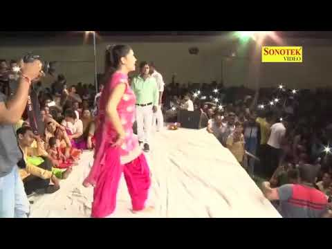 Sapna Choudhary dance(11)