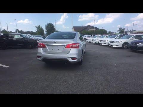2017 Nissan Sentra Clinton, Fayetteville, Goldsboro, Raleigh, Elizabethtown, NC 3947