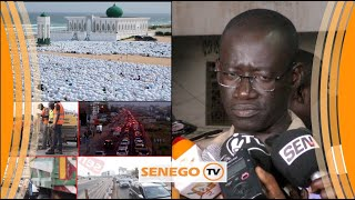 Appel du Mahdi : Le gouverneur de Dakar rassure sur les mesures prises(CRD)