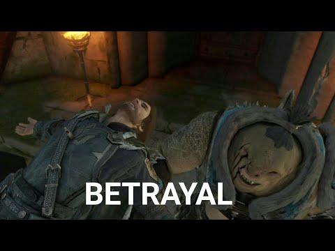 Shadow Of War Bruz's Betrayal Full Story Arc