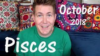 Pisces October 2018 Horoscope   Gregory Scott Astrology