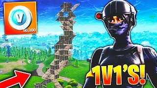 Squads And 1v1s With Subscribers! IF YOU WIN YOU COULD GET VBUCKS! !join Fortnite Build Battles LIVE