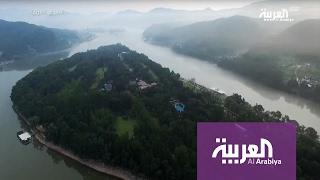 الدراما الكورية تحول جزيرة