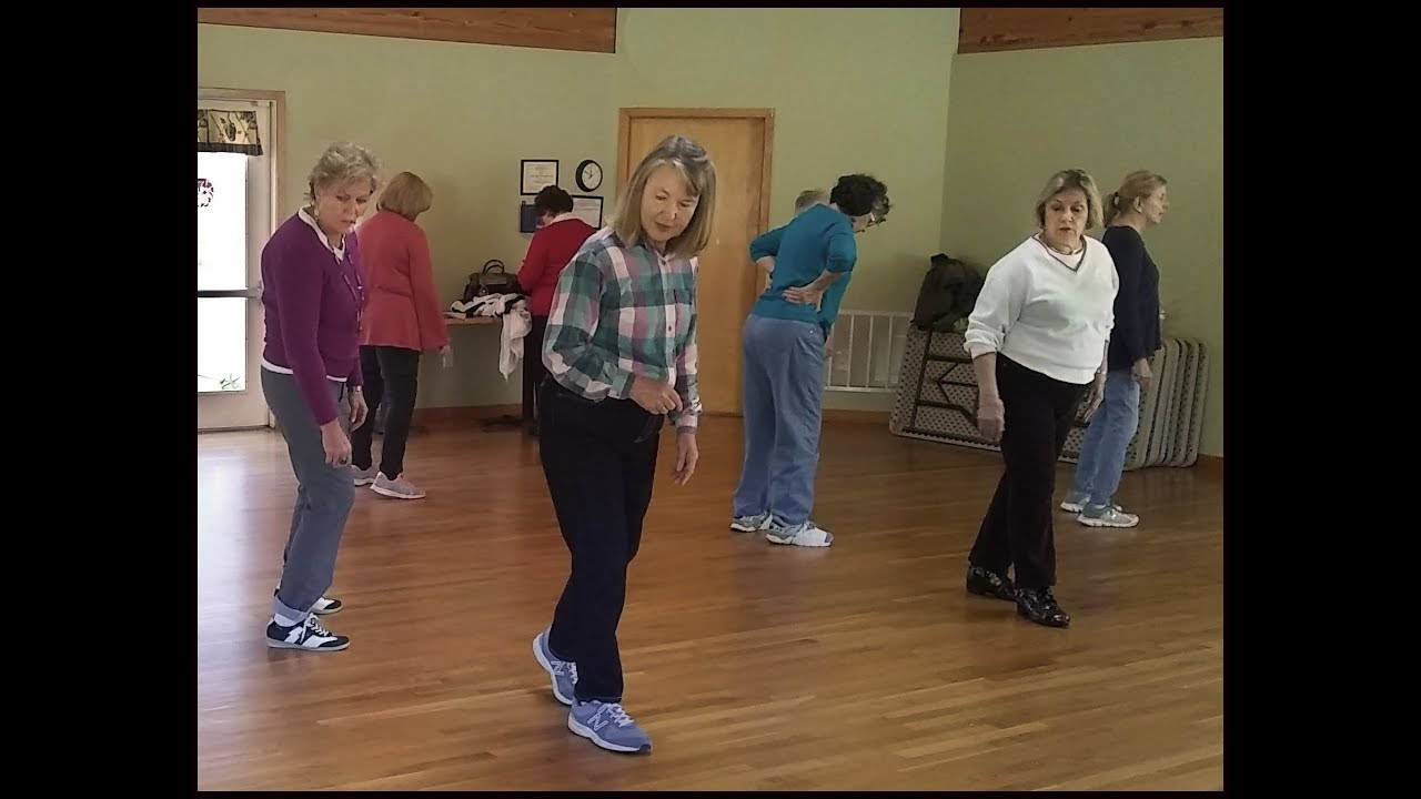 in adult ogden dance