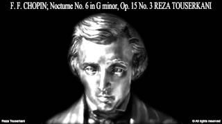CHOPIN Nocturne No. 6 in G minor, Op. 15 No. 3 (Reza Touserkani)