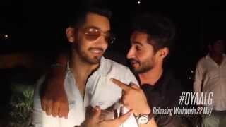 Haryana Promotions   Oh Yaara Ainvayi Ainvayi Lut Gaya   Jassi Gill   Gauhar Khan