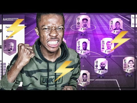 THE FASTEST TEAM IN FIFA 18 !!