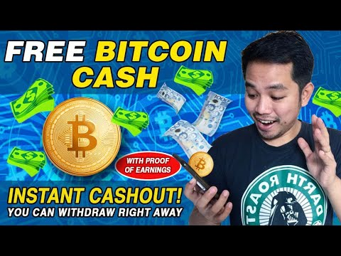 KUMITA NG PERA SA LEGIT NA FREE BITCOIN CASH! EASY AND FAST! MAKAKA WITHDRAW KAAGAD!