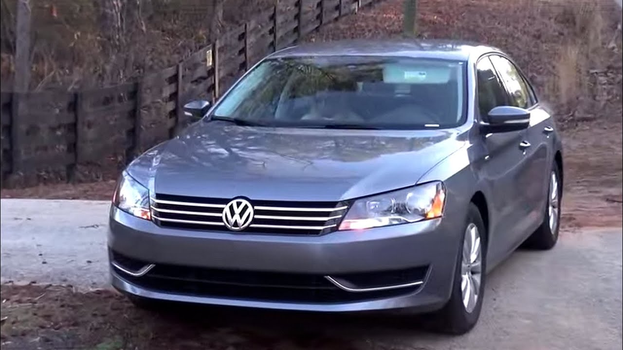 2015 vw passat us version 1 8 tsi 170 hp test drive. Black Bedroom Furniture Sets. Home Design Ideas
