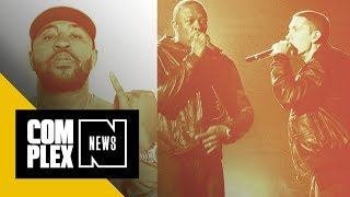 Video Mike Will Made-It is Putting in Studio Time with Eminem and Dr. Dre download MP3, 3GP, MP4, WEBM, AVI, FLV Mei 2018