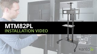 MTM82PL Installation Video | Kanto Living