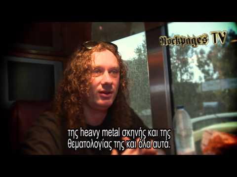 Helloween Interview - Markus Grosskopf