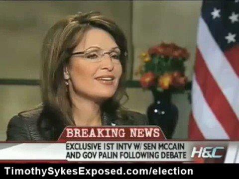 Sarah Palin Nude Kinky Video John Mccain Taps Vpilf