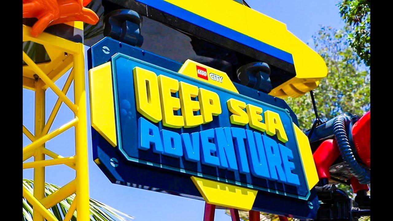 Sneak Peak - LEGO City : Deep Sea Adventure at LEGOLAND ...