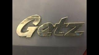 Техническое обслуживание Hyundai Getz