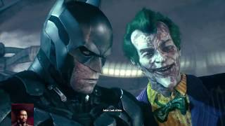 BATMAN ARKHAM KNIGHT (PS4 HD GAMEPLAY) - STORY MODE PART 6