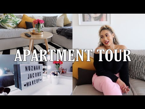 APARTMENT TOUR | SOUTH AFRICAN YOUTUBER