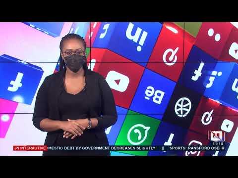 GIJ Students Demonstrate - JoyNews Interactive (24-3-21)