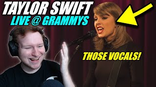 Taylor swift - blank space & wildest dreams live performances reaction!!! (grammys)