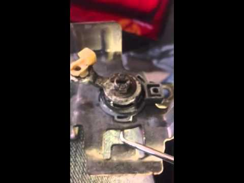 2002 Honda Civic Exterior Door Handle Removal Youtube