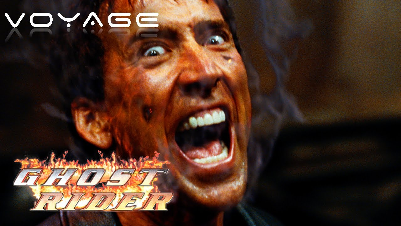 Download Becoming The Ghost Rider | Ghost Rider | Voyage