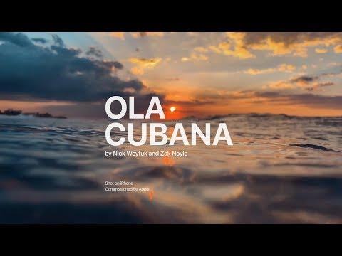 Shot on iPhone XS — Ola Cubana — Apple