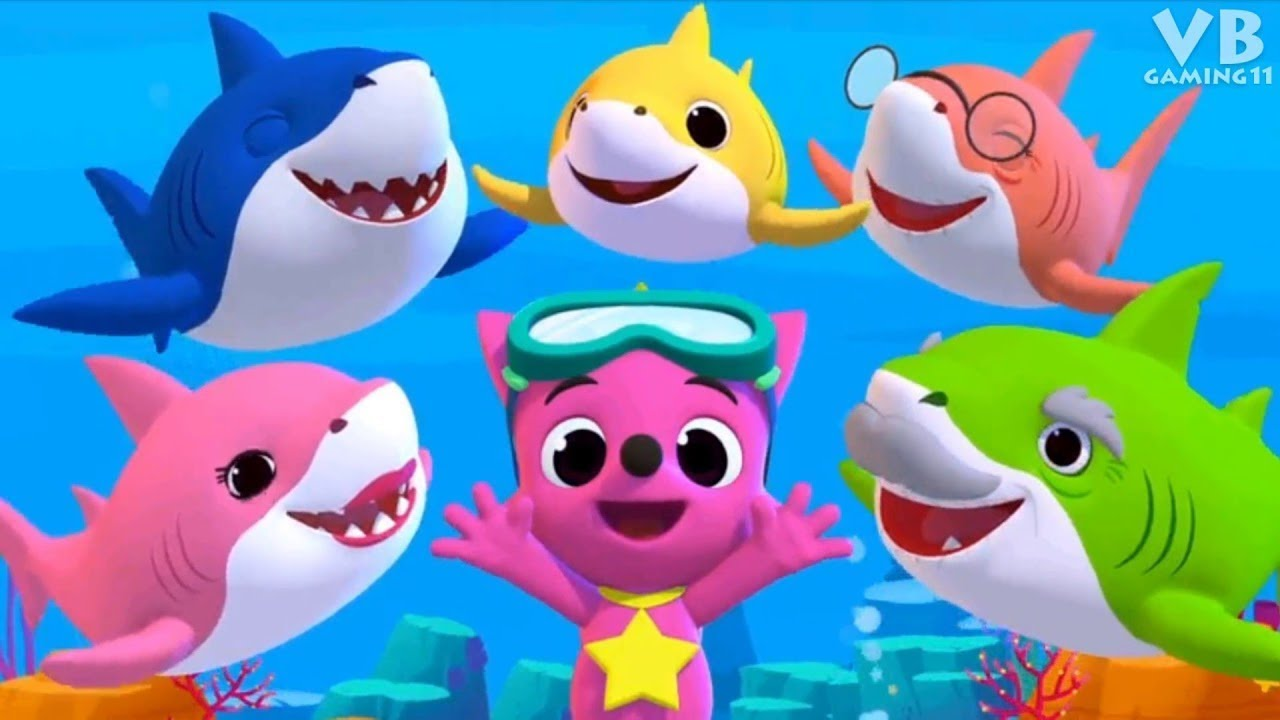 PINKFONG Baby Shark Dance Sing and Dance! Animal Songs for ...