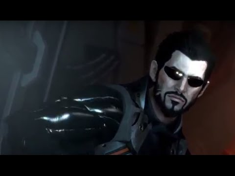 Deus Ex: Mankind Divided - Dubai Mission (Nonlethal) - E3 2016