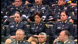 Sesión Solemne Centenario de la Firma de los Tratados de Teoloyucan
