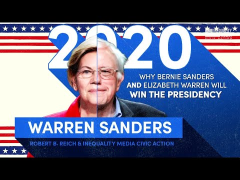 Why Bernie Sanders and Elizabeth Warren Will Win the Presidency with Robert Reich