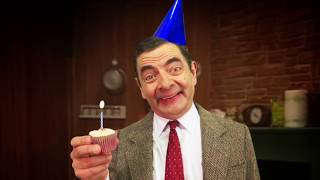 Birthday Cake  Handy Bean  Mr Bean Official