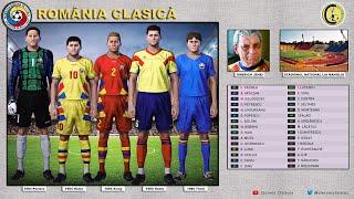 Classic Romania pes 2020