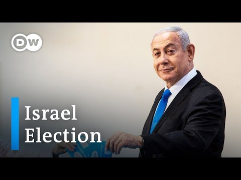 Israel Election: Will Netanyahu's Annexation Plans Put Him In Front? | DW News
