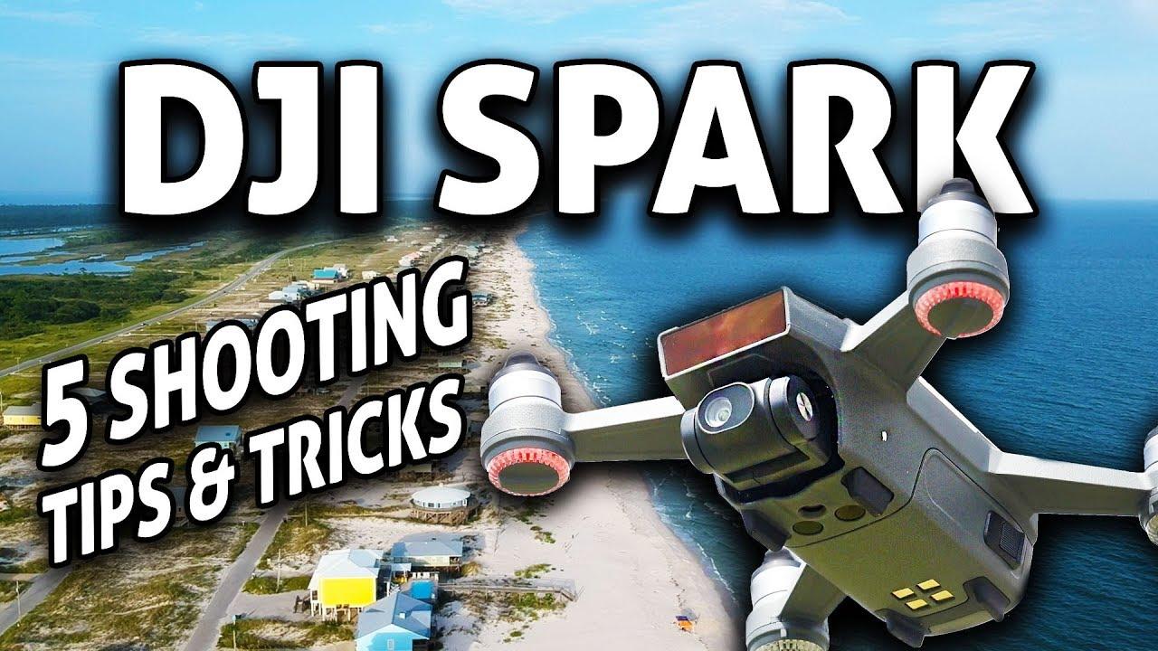 Dji Spark Vs Mavic Pro >> DJI Spark: 5 Cinematic SHOOTING TIPS and Tricks - YouTube