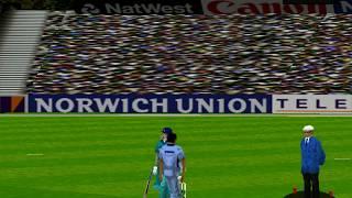 Cricket Classic Brian lara 99 IND vs ENG on windows 10