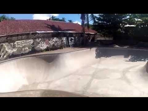 Globe Bowl Bali, Indonesia