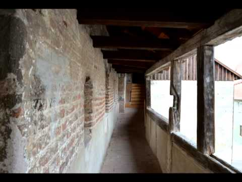 Nördlingen, Alemania (fotograma) - Música: Yoichiro Yoshikawa (吉川洋一郎)