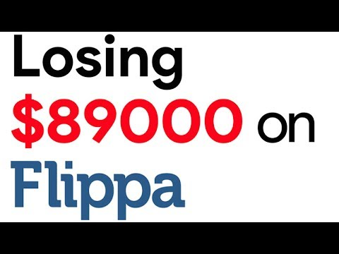 Losing $89K  Buying a Site on FLIPPA.com - AdSenseNinja