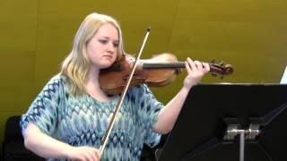 Robert Schumann: Träumerei - arranged by Peter Kolman