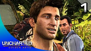 Uncharted: Golden Abyss Walkthrough Gameplay Part 1 · Chapter 1: You Ain