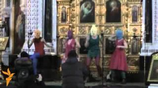 Оригинальная запись выступления Pussy Riot в ХХС(21 февраля 2012 года., 2012-06-05T16:07:25.000Z)