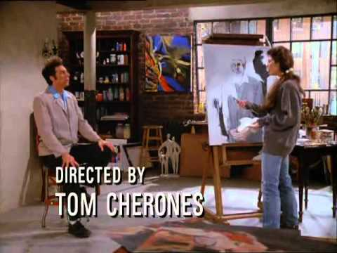 Seinfeld S3E21 - The Letter...on art