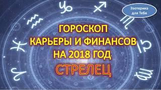 видео СТРЕЛЕЦ Карьера (23 ноября - 21 декабря)