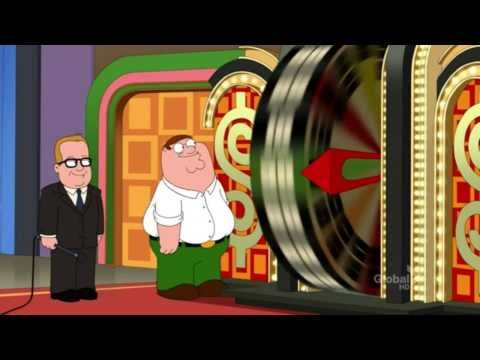 Family Guy Price Is Right Wheel