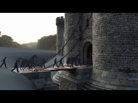 Rebuilding Sheffield Castle