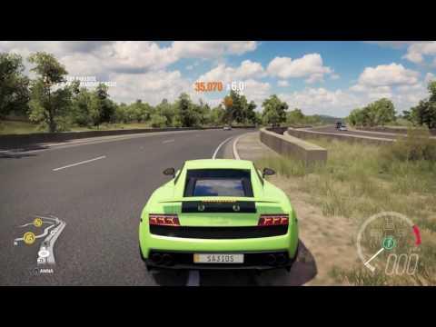 Forza Horizon 3 Lamborghini Gallardo LP 570-4 Superleggera